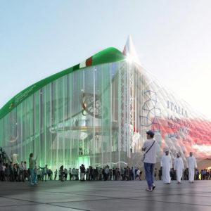 Padiglione Italia EXPO 2020 Dubai noleggio vr è media partner della regione Abruzzo a Expo 2020 Dubai per la produzione video in realtà virtuale, applicazioni VR ottimizzate per visori Oculus dedicate alla promozione turistica del territorio Abruzzese e alla vendita efficace on line ed in agenzia di pacchetti viaggio e crociere in Italia.