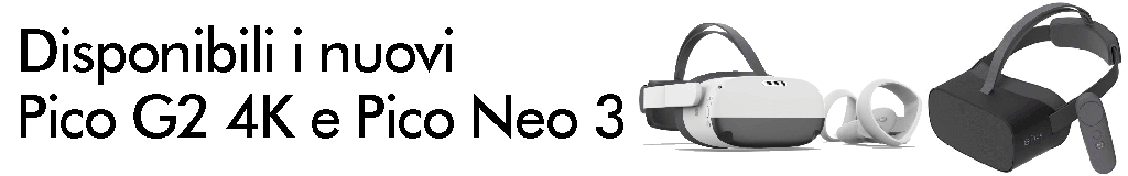 ------------------ Noleggia Kit Oculus Go visore all-in-one semplici, duttili ed economici. Forti sconti per noleggi di 5 o più pezzi, richiedici un offerta.