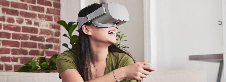Affitto occhiali per per Realtà Virtuale