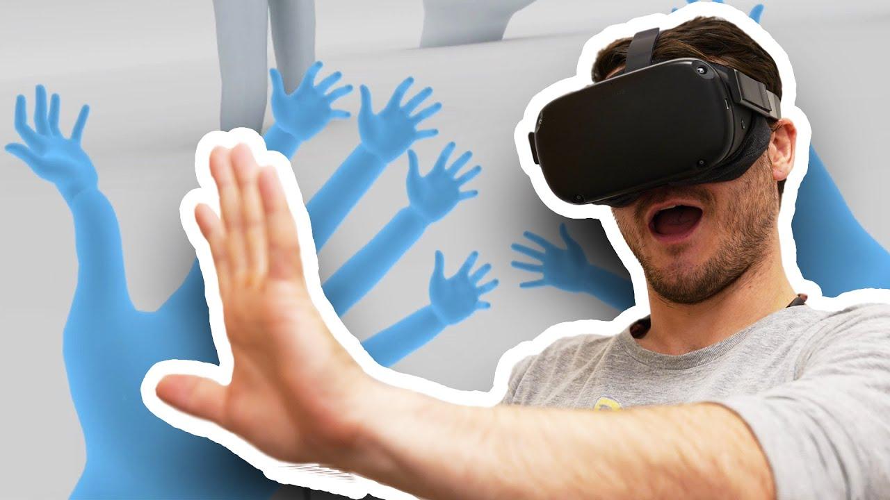 5 giochi gratuiti di Oculus Quest a cui puoi giocare con le tue mani nude