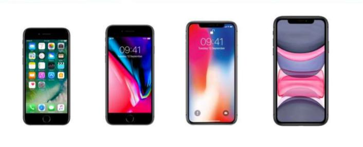 Iphone x Ipad affitta per la tua azienda Noleggio Iphone per aziende e istituzioni a breve, medio termine.