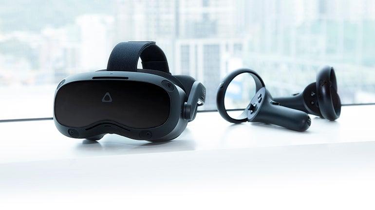 HTC VIVE Focus 3 da oggi a noleggio per aziende e istituzioni.